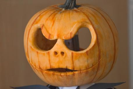 jack o lantern inspired back jack the pumpkin king