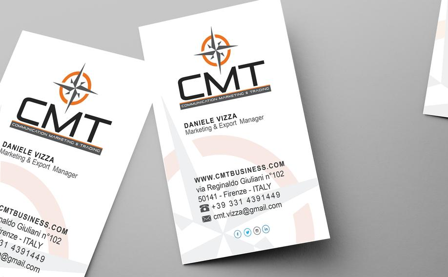 CMT COMMUNICATION MARKETING & TRADING GRAFICA PROJECT DESIGN DESIGN107