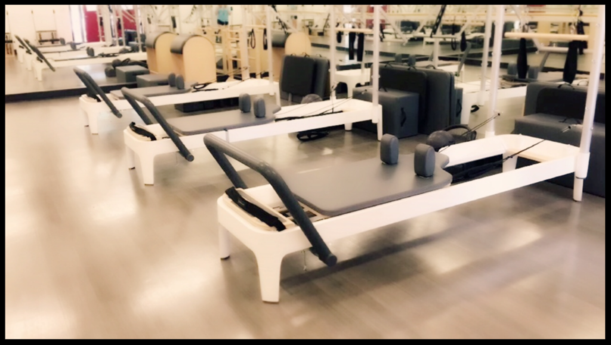 Pilates Reformer Training