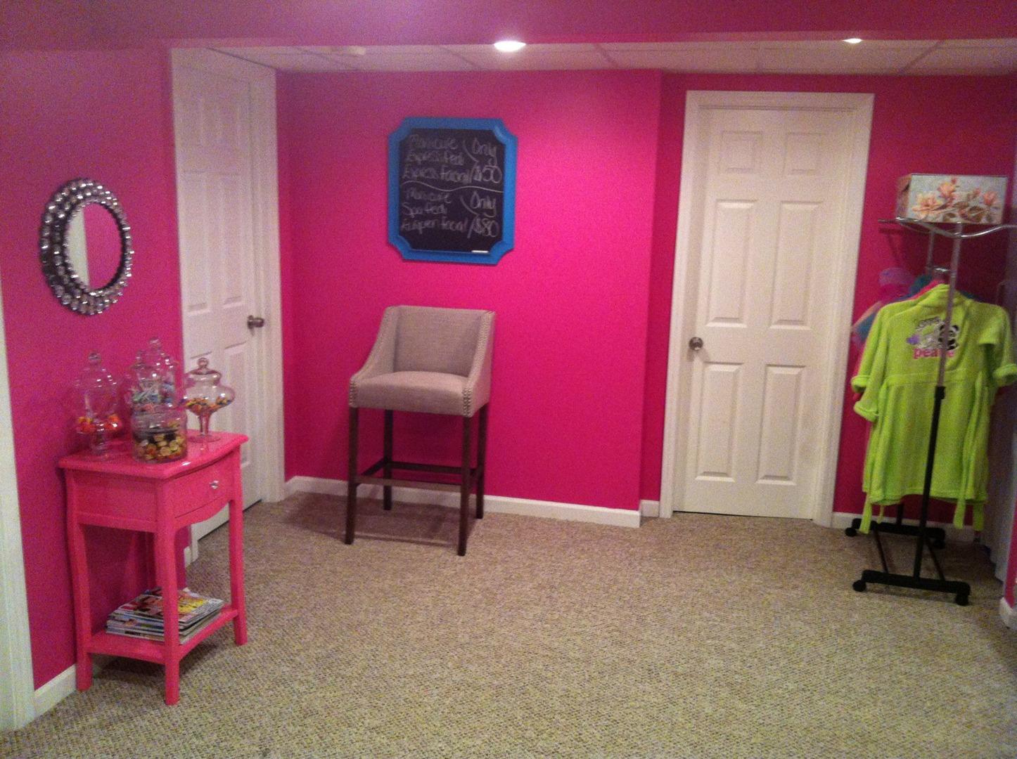 Fantastic Kids Spa Party Pabps2019 Chair Design Images Pabps2019Com