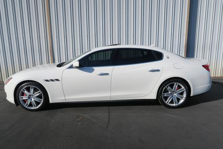 2014 Maserati Quattroporte GTS for sale san diego california