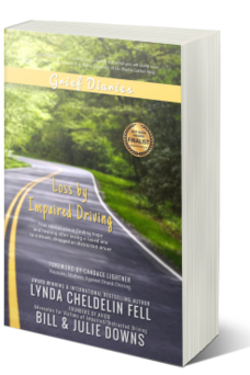 Grief Diaries Loss by Impaired Driving book