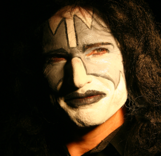 Spaceman, Kiss Tribute Band, SSIK
