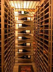 WineRacks by Marcus Over Two Million Stored Ad