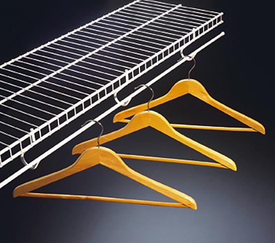 Closet Classics Wire Shelving
