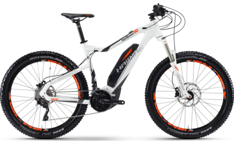 Haibike SDURO Trekking 4.0 Electric Bike