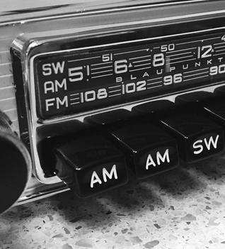 Vintage Blaupunkt Radios and Radio Parts for Classic Cars Located in USA