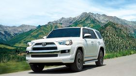 2017 Toyota 4Runner - Review