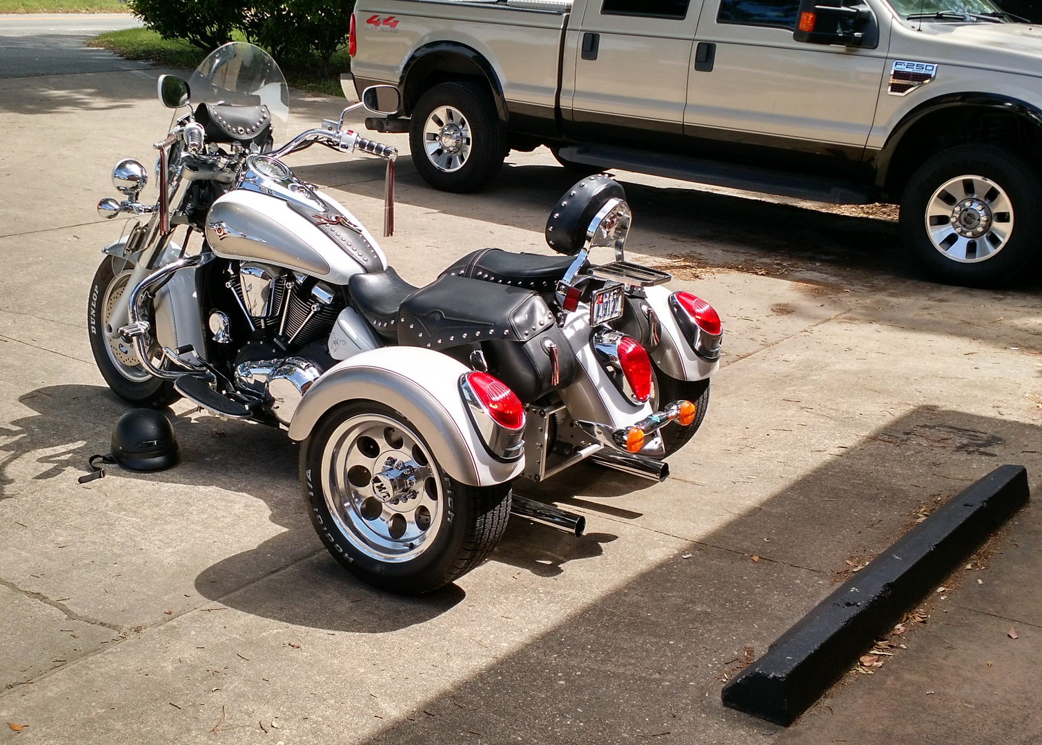 Trike kits for harley davidson trike conversion irs trike kits kawasaki solutioingenieria Image collections