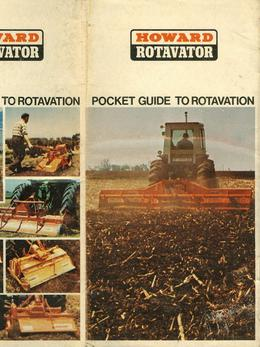 Pocket Guide to Rotavation