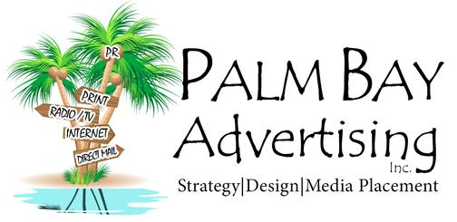 Palm Bay Advertising, Inc. Logo