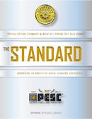 The Standards | 20th Year Anniversary Edition | News and Commentary on Technology and Standards in Education from PESC