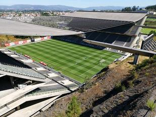 Estadio Municipal de Braga - Braga