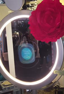 MagicMirror Ring Wedding Hire