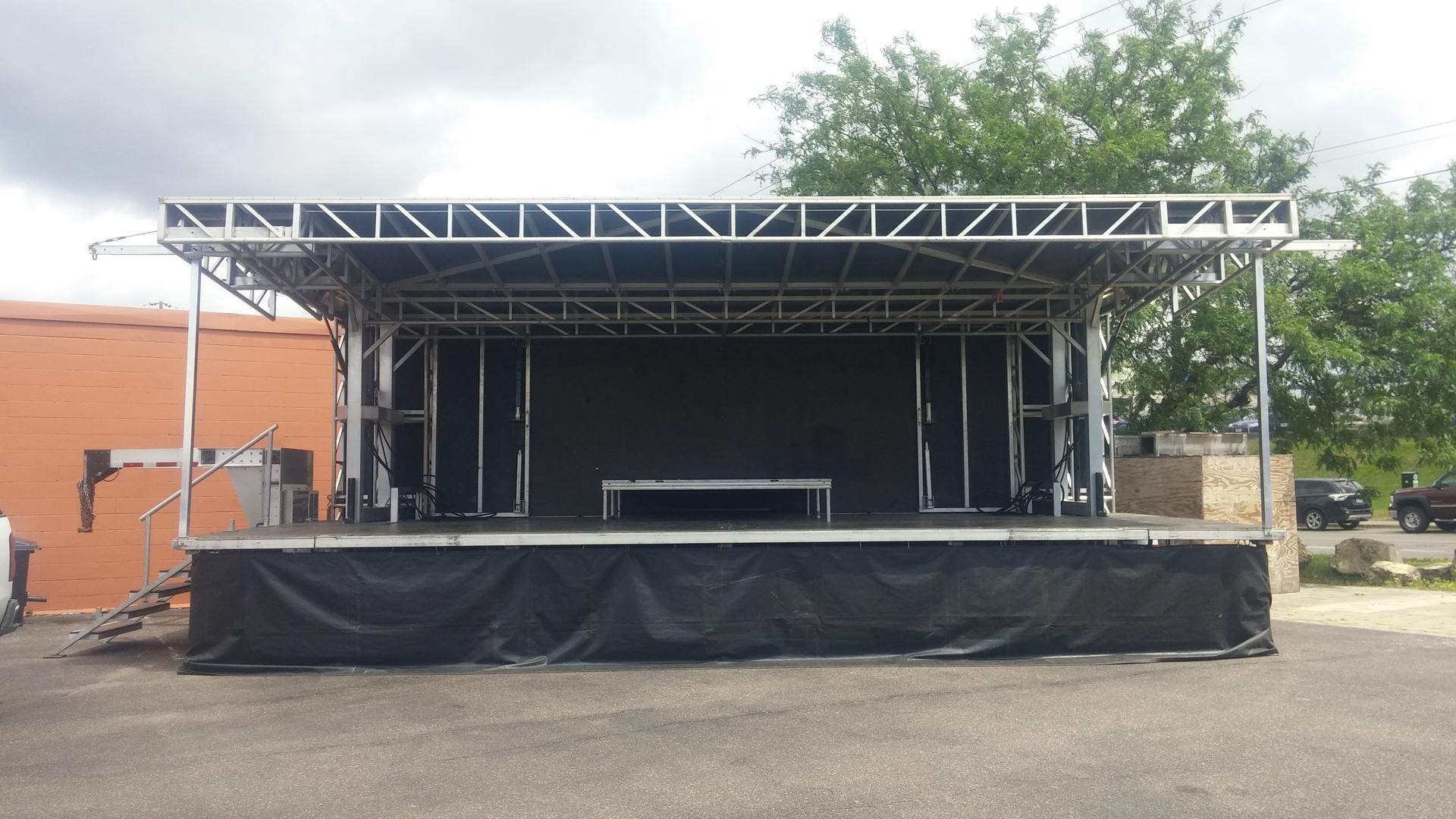 Festival Mobile Stage Rentals - Apex Mobile Stage Rentals