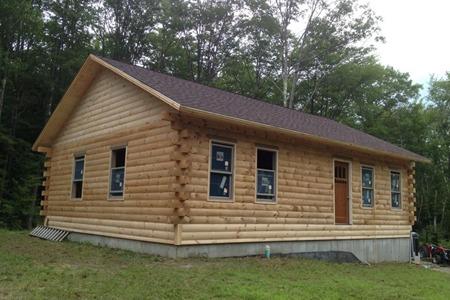 Log Cabins Log Rot Repair Keene Nh
