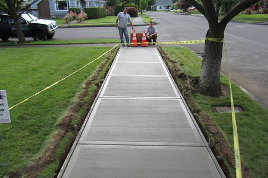Best Pouring Concrete Sidewalk Service and Cost in Seward County Nebraska | Lincoln Handyman Services