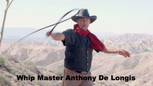 Whip Master - Anthony De Longis
