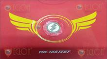 Remera The Flash 3d