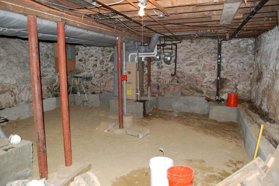 Basement Tearout And Replacement Service In Edinburg McAllen TX | Handyman Services of McAllen