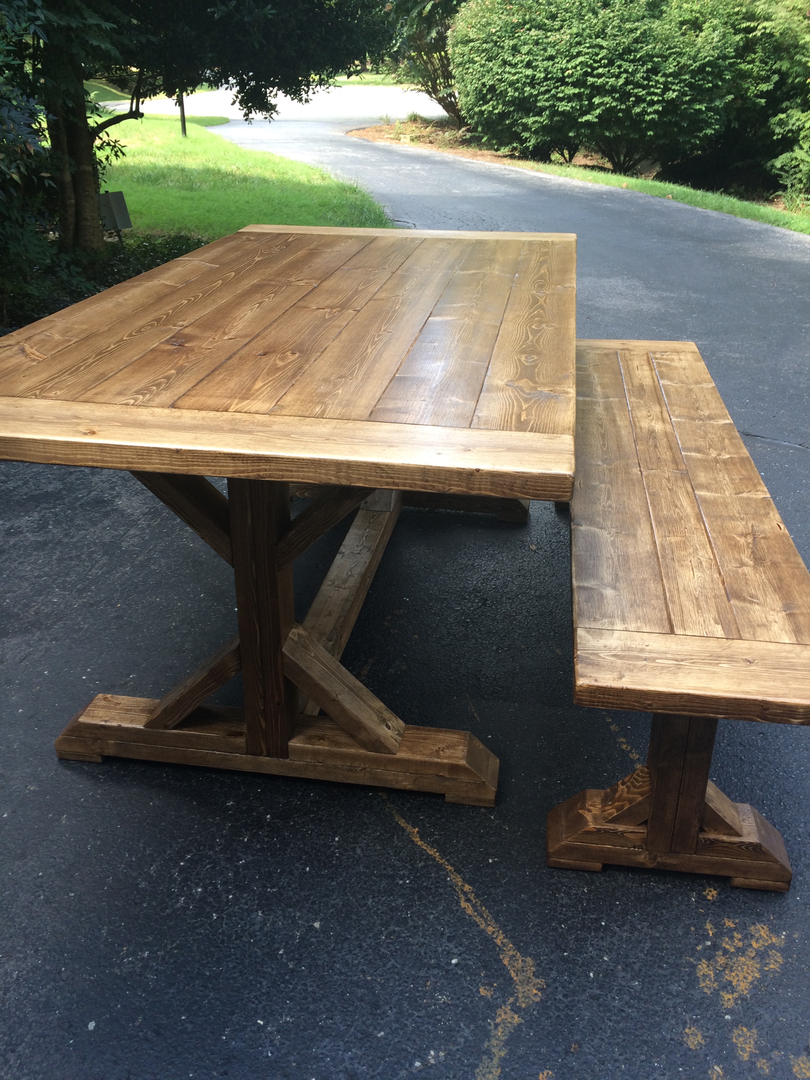 Into The Woods - Farmhouse Tables - Home