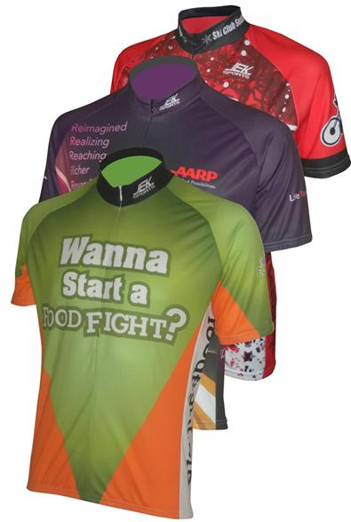 custom bicycle jerseys