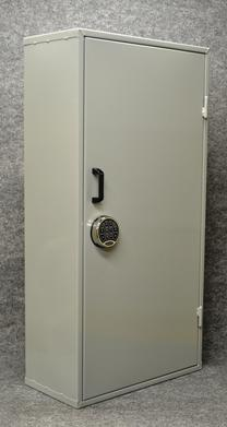 POLICE GUN LOCKER ED XL
