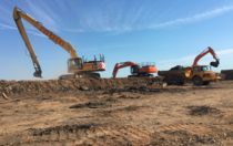 Kent Earthmoving contractor, Ovenden Allworks