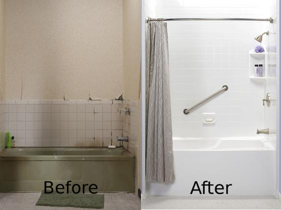 BATHTUB LINERS & SHOWER LINER INSTALLATION SERVICES
