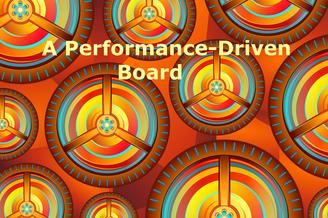 corporate performance, board