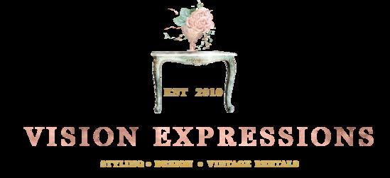 Vision Expressions Vintage Rentals Event Planning