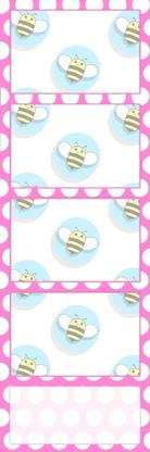 Bumblebee Booths Photo Strip sample #25