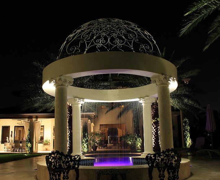 Led landscape lighting landscape lighting of miami aloadofball Gallery