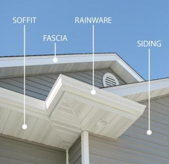 Soffit and Fascia Services and Cost in Edinburg McAllen TX | Handyman Services of McAllen