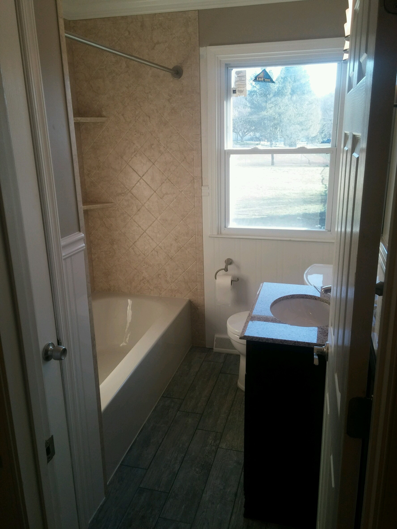 Total Bath Transformations Bathtub Shower Replacement Bathroom - Total bathroom remodel