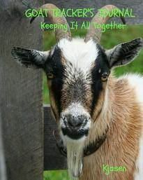 Goat Tracker Journal Info Page