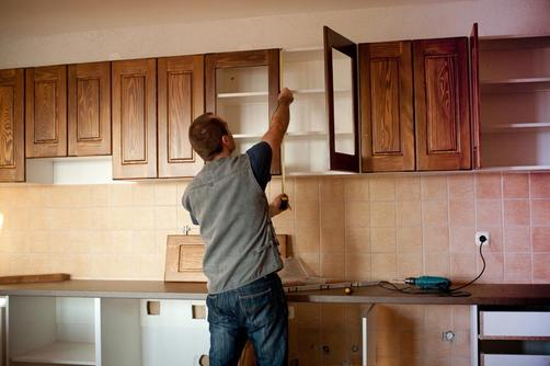 WALL CABINET INSTALLATION