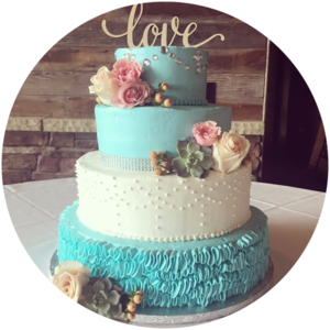 Honey Bee Bakery Wedding Cakes