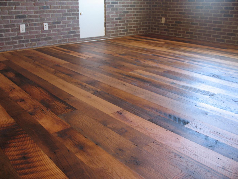 Finish Systems For Hardwood Flooring
