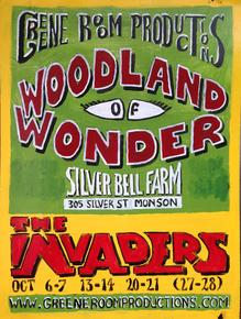 Woodland of Wonder Facebook event page