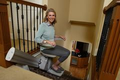 Straight Stairlifts and Stair Chairs