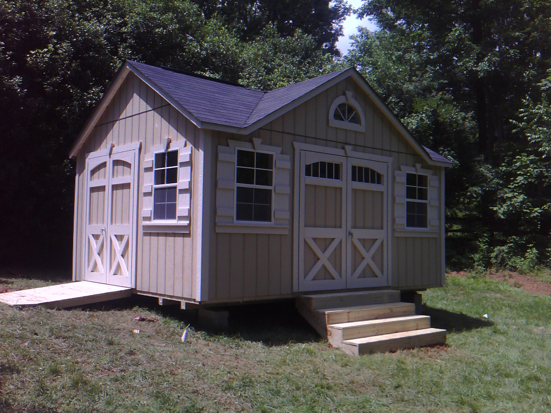 Garden Sheds Charlotte Nc custom buildings - sheds, storage building, garden sheds