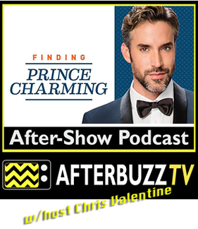 Chris Valentine TV Host of Afterbuzz TV's Finding Prince Charming