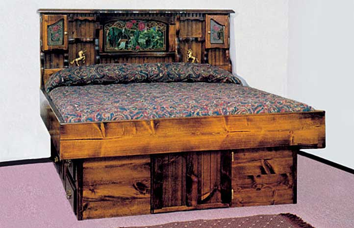 Odds N Ends Waterbeds World\'s Oldest! - Waterbed Mattress
