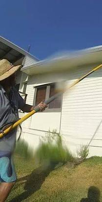 house pressure washing sunshine coast