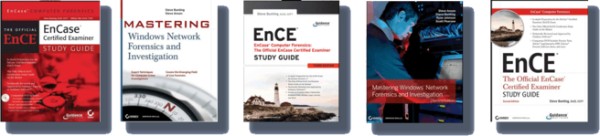 EnCE The Official EnCase Certified Examiner Study Guide Steve Bunting Wilmington Delaware Spoliation Expert