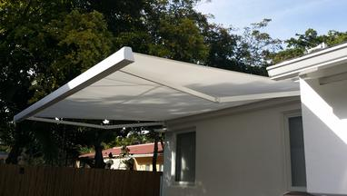Addition To Your Home And Store Allowing Flexibility Make The Most Of Space When Extended Awnings Provide Shade Help Define A
