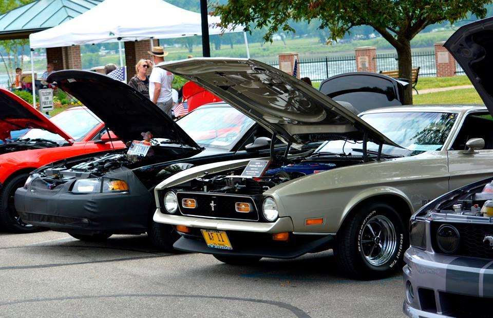 2016 Memorial Car Show Madison In