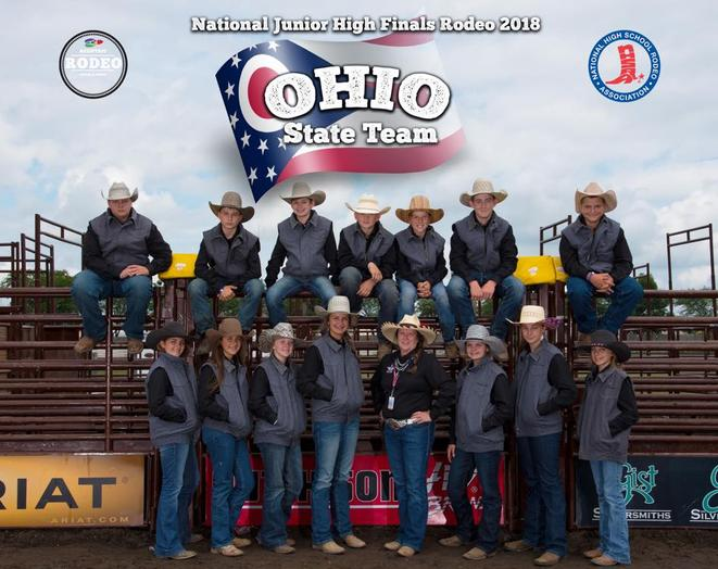 Ohio High School Rodeo Association Youth Membership