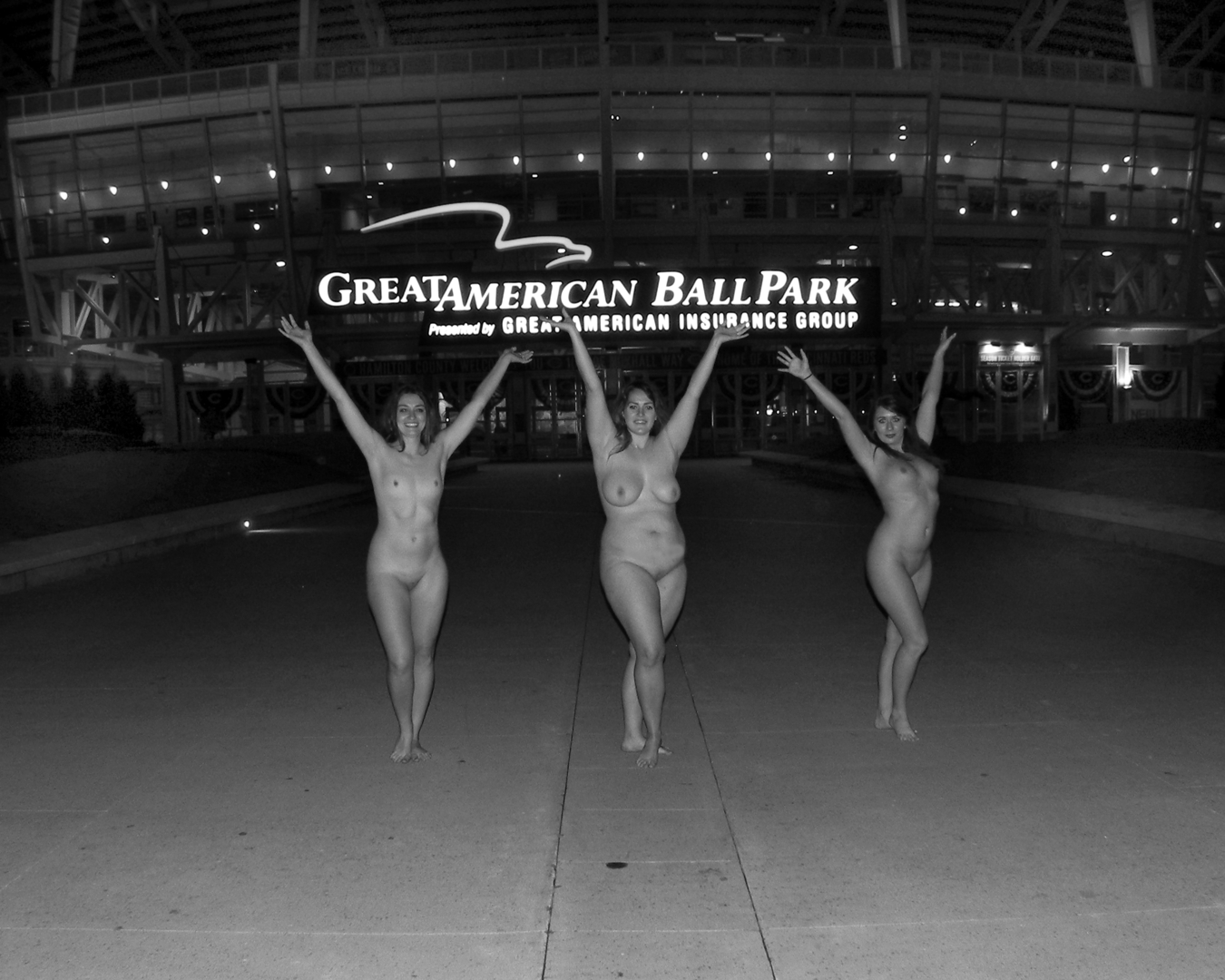 Nevada house nude at the ball park boys